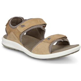 ECCO Cruise II Sandals Women navajo brown/black